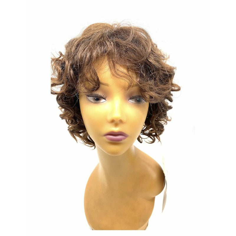 Unique 100% Human Hair Full Wig/ Style