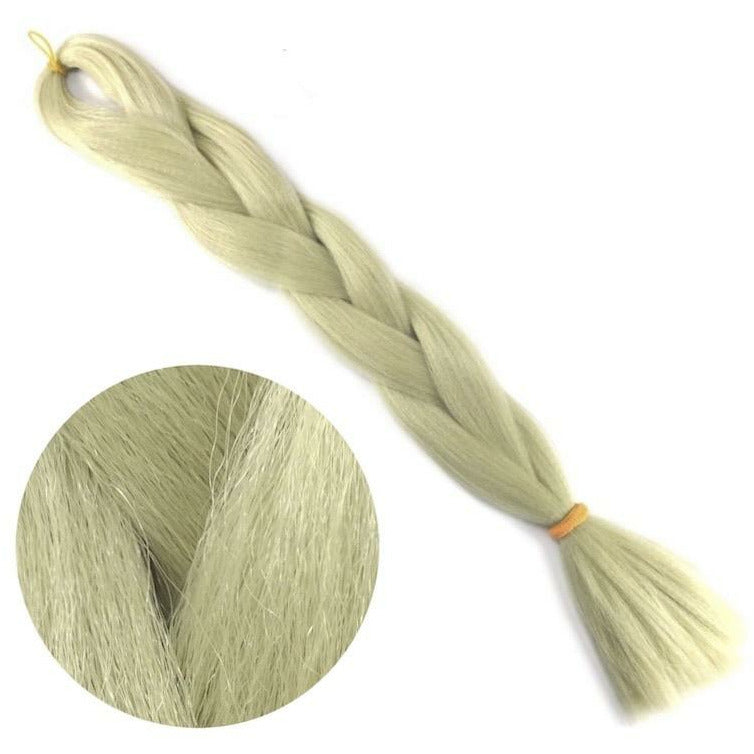 X Braid - 100% Kanekalon Fibers