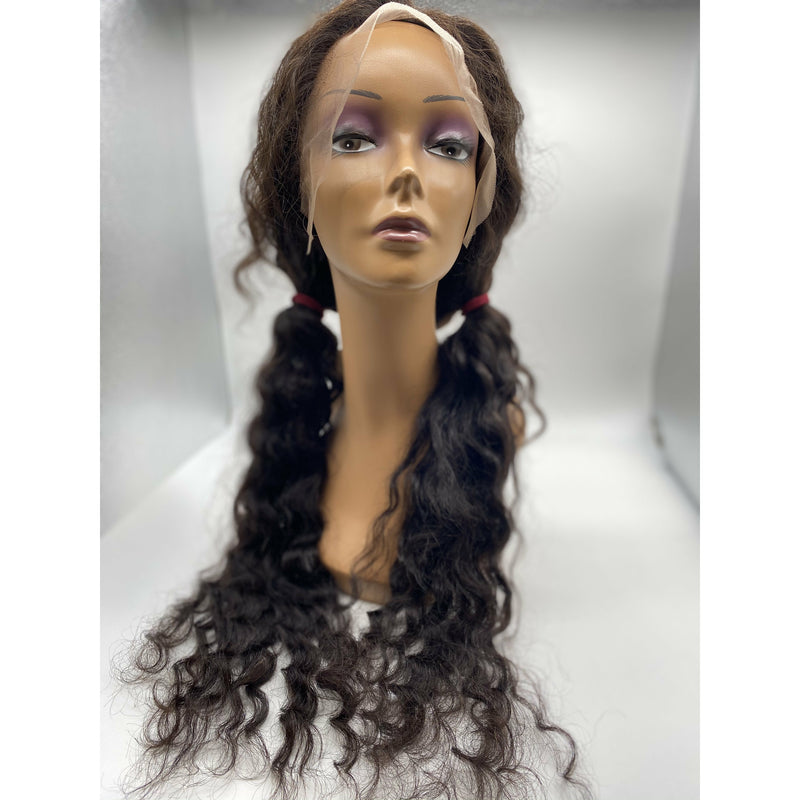 "30"" Deep Full Lace Wig"