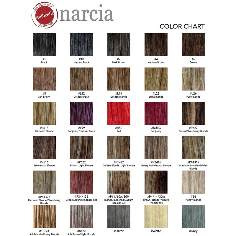 "Narcia Remy Siberian - Tape - 18"" ( 40 pieces)"