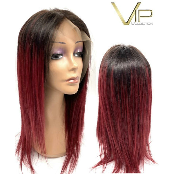 VIP Full Lace Wig Straight 150% density