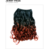 Unique's Human Hair Jerry Page 8 Inch - VIP Extensions