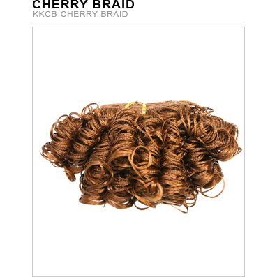 Unique's Kanekalon Cherry Braid - BeautyGiant USA