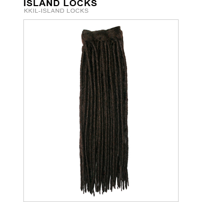 Unique's Kanekalon Island Locks - BeautyGiant USA
