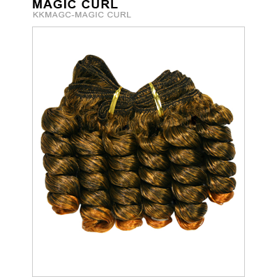 Unique's Kanekalon Magic Curl - VIP Extensions