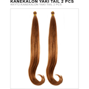 Kanekalon Yaki Tail 2 Piece - BeautyGiant USA