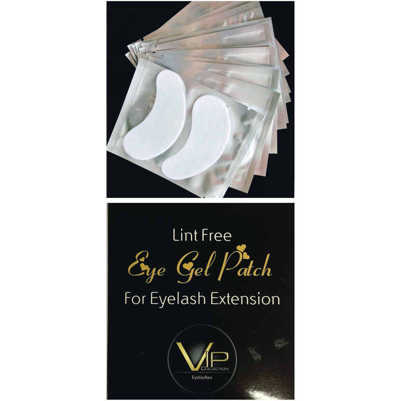 VIP Eyelash accessories - Eye Patches - 10 pack - BeautyGiant USA