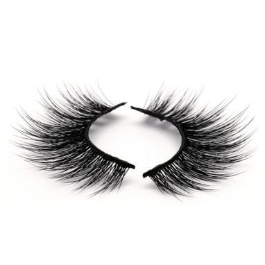 VIP Eyelashes - 3D Silk False Eyelash - BeautyGiant USA