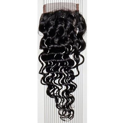 VIP Collection Malaysian Virgin Hair Closure - VIP Extensions - 1