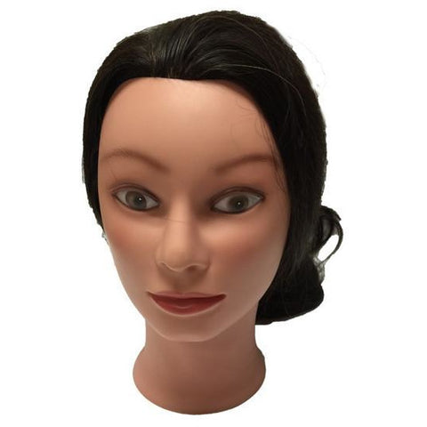 Practice Mannequin Head / Female Version 2 - VIP Extensions