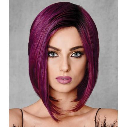 MIDNIGHT BERRY WIG FANTASY DEEP PURPLE  By hairdo - BeautyGiant USA