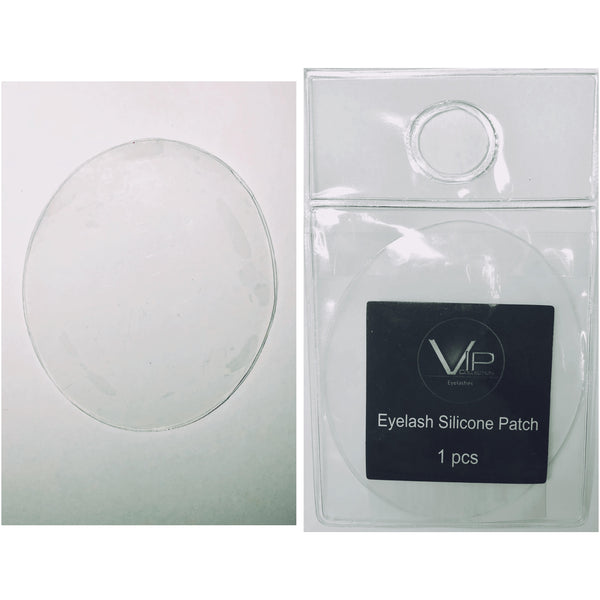 VIP Eyelash accessories - Silicone Patch - BeautyGiant USA