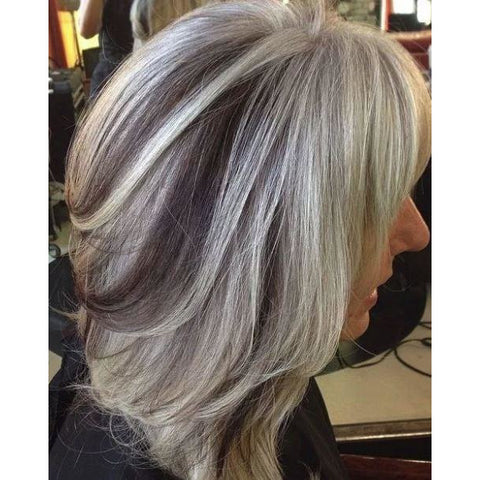 Hair Coloring Pekaboo Highlights - BeautyGiant USA