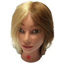 Practice Mannequin Head / Female Quad Color - BeautyGiant USA