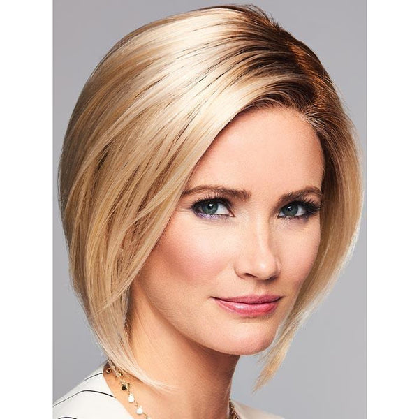 On Edge | Synthetic Lace Front Wig (Mono Part) By Gabor - BeautyGiant USA