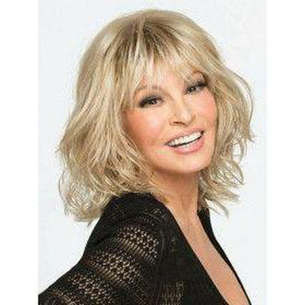 STOP TRAFFIC AVERAGE WIG By Raquel Welch - BeautyGiant USA