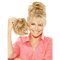 Christie  Brinkley Natural Tone Hair Wrap