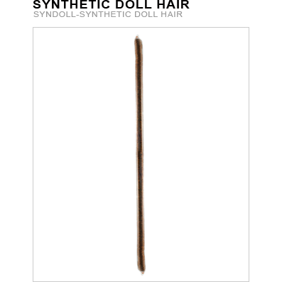 Unique's Synthetic Doll Hair - BeautyGiant USA