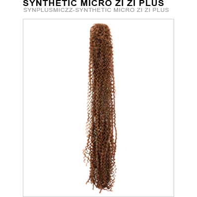 Unique's Synthetic Micro Zi Zi Plus - VIP Extensions