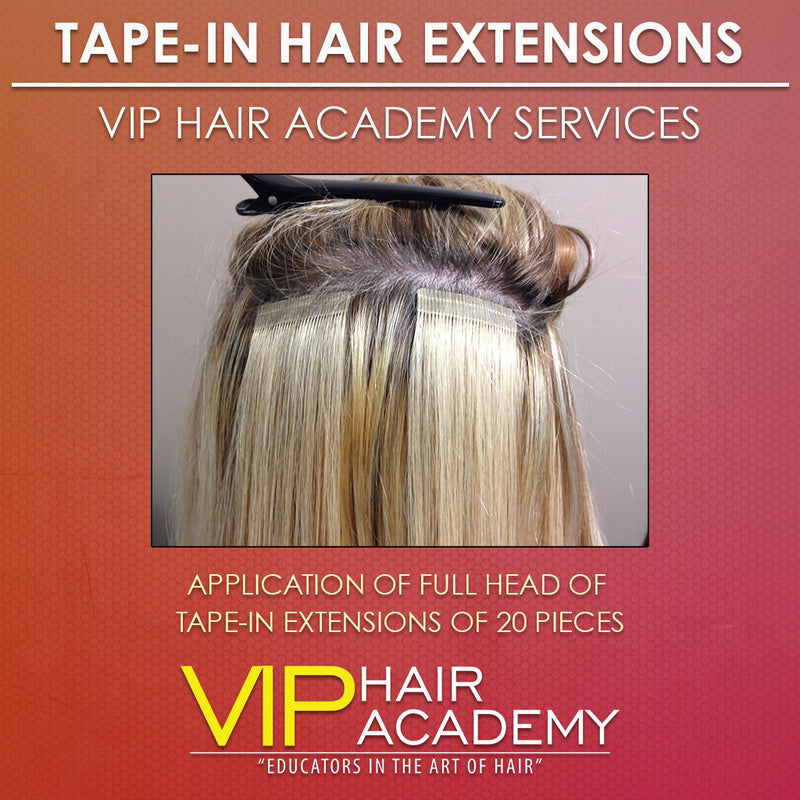 Tape-In Extensions - BeautyGiant USA