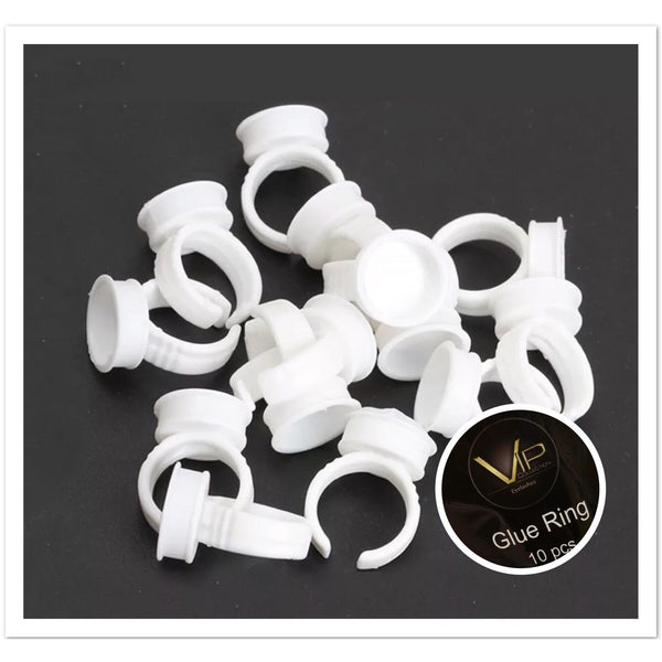 VIP Eyelash accessories - Glue Ring - 10 pk