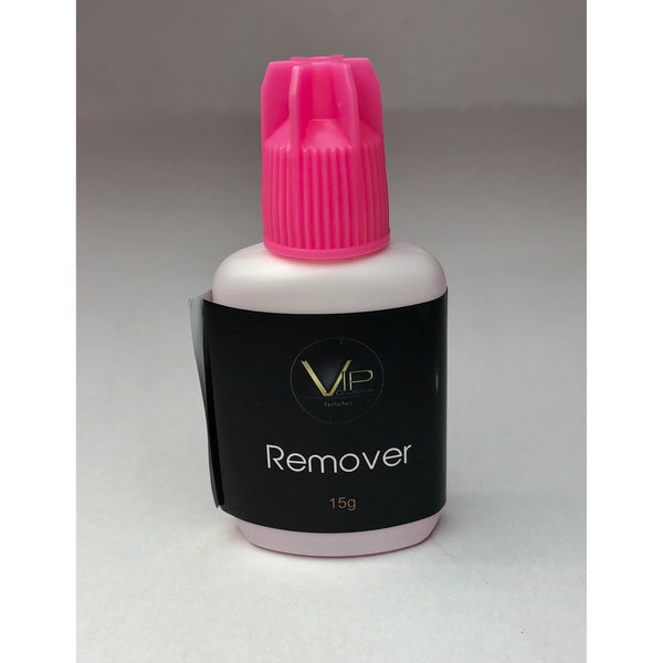 VIP Eyelash accessories - Pink Gel Remover (15 g)