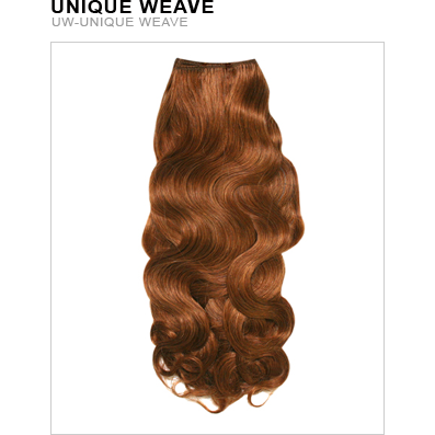 Unique's Human Hair Unique Wave 14 Inch - BeautyGiant USA