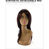 WSD1 Synthetic Detachable Wig - VIP Extensions
