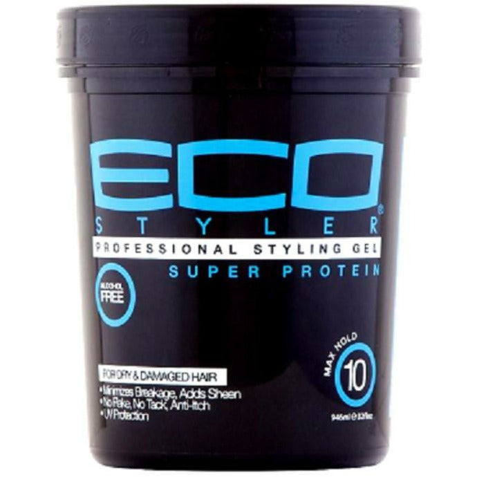 Eco Style Super Protein Styling Gel 8oz