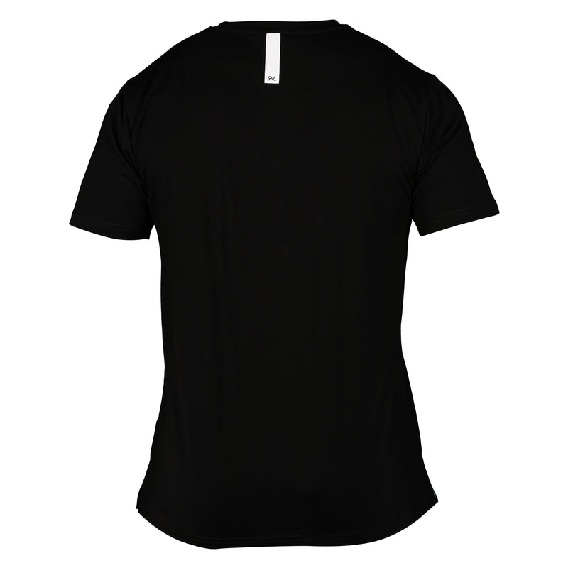 Focus - T-Shirt - Black/White