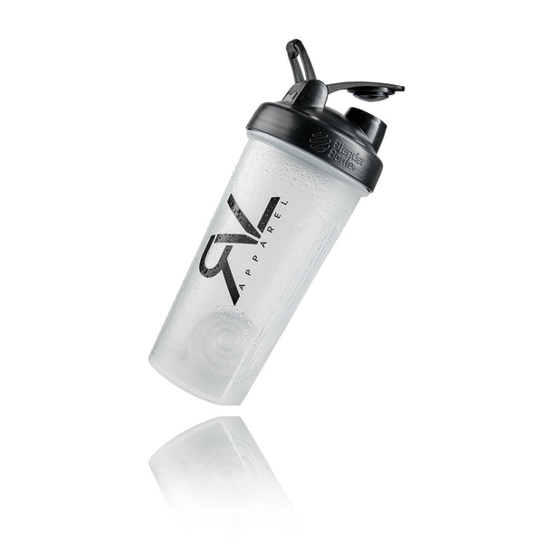 Signature - BlenderBottle® - Black/Clear