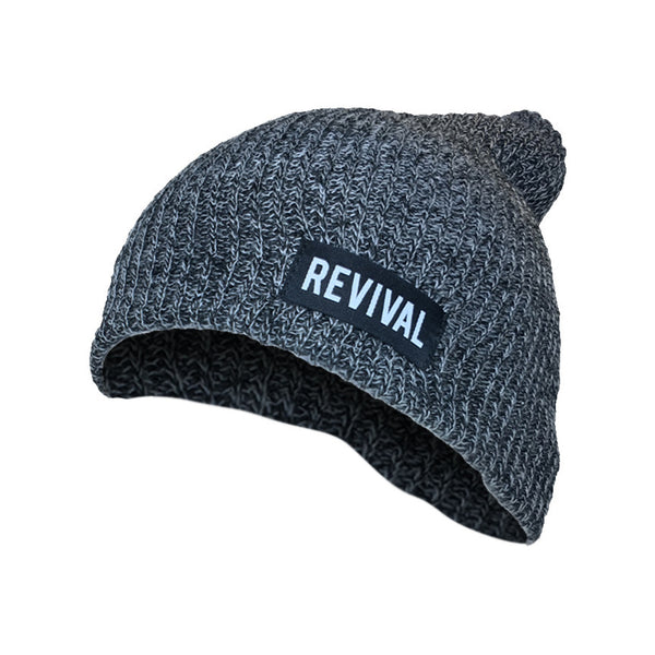Lifestyle Beanie - Dark Heather Grey