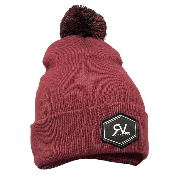 Incline Toque - Maroon