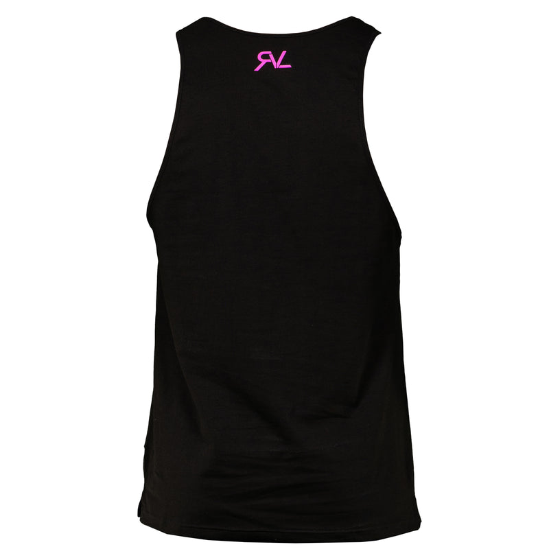 Da Funk - Men's Retro Tank - Black