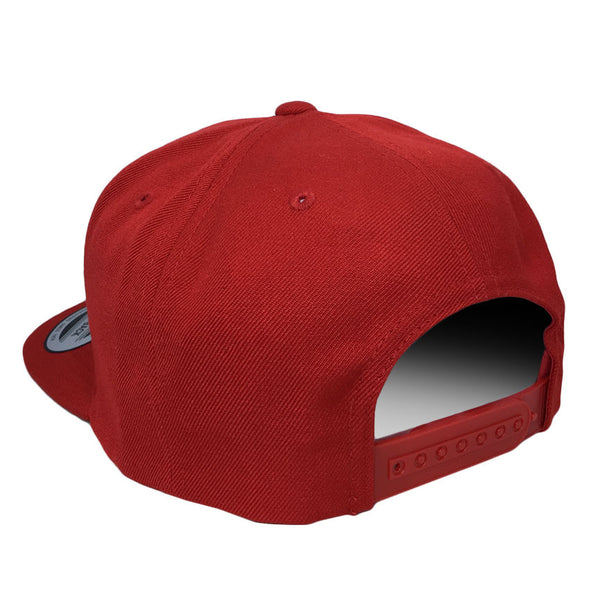 The Original - Snapback - Red/Black