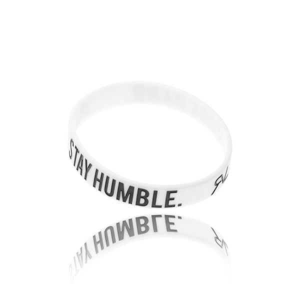 The Motto - Bracelet - White/Black