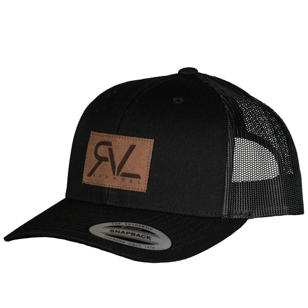 Emblem - Trucker - Black/Brown