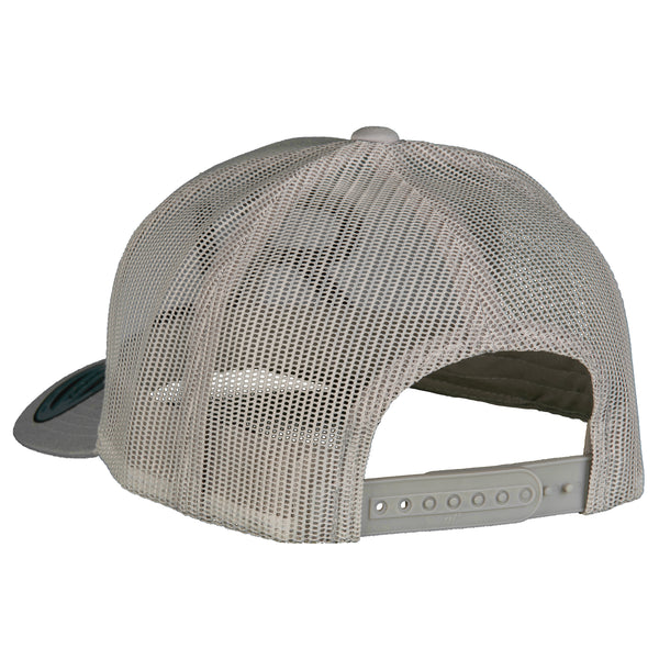 The Original - Trucker - Silver/Black