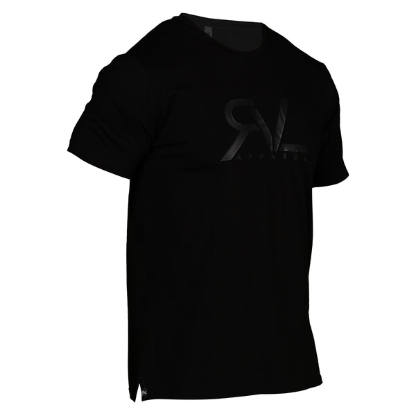 Signature - T-Shirt - Black/Black