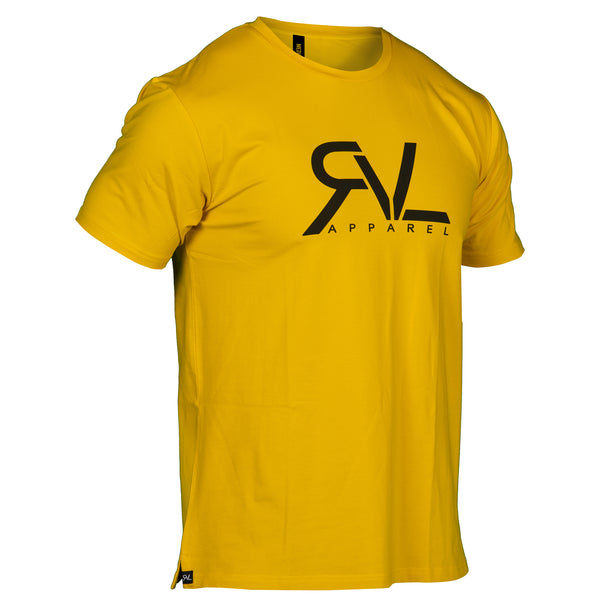 Signature - T-Shirt - Yellow/Black