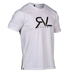 Signature - T-Shirt - White/Black