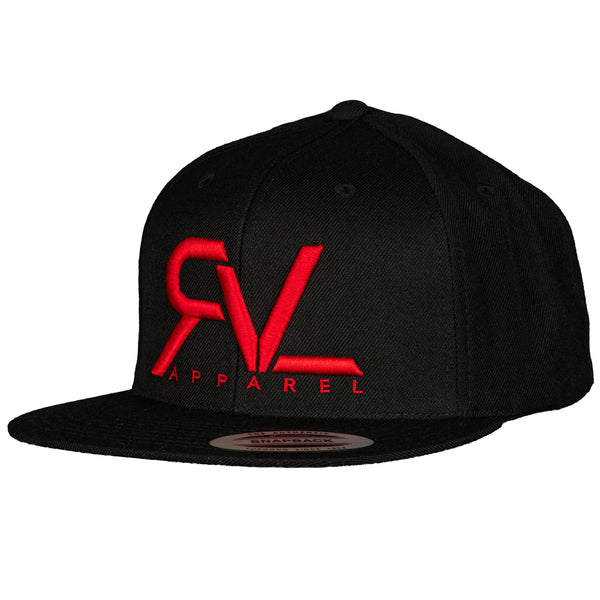 The Original - Snapback - Black/Red