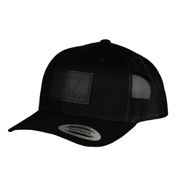Imprint - Trucker - Black