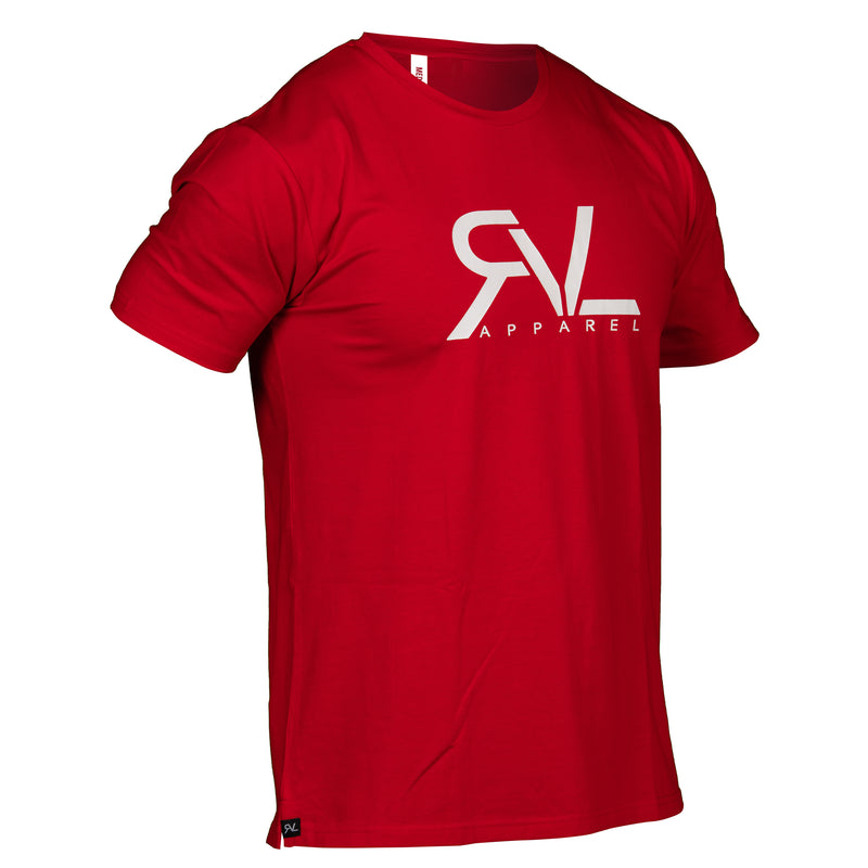 Signature - T-Shirt - Red/White