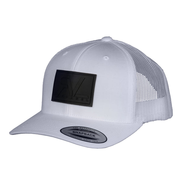 Imprint - Trucker - White