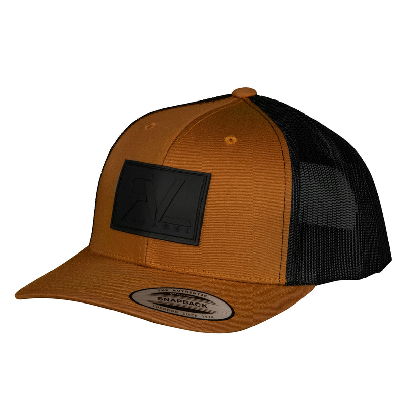 Imprint - Trucker - Brown/Black - 2 Tone