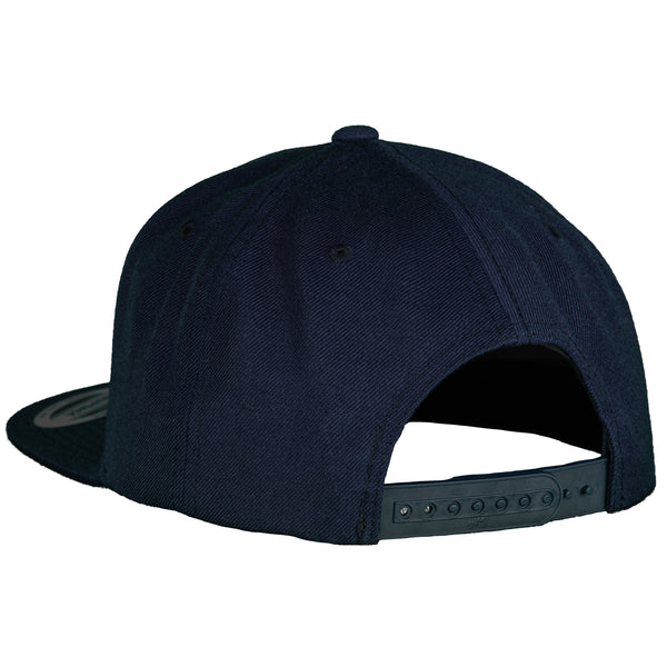 The Original - Snapback - Navy/White