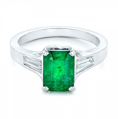 Buy Ruby Sapphire & Emerald Engagement Rings line Australia