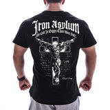 Bodybuilding Clothing Men's T Shirt