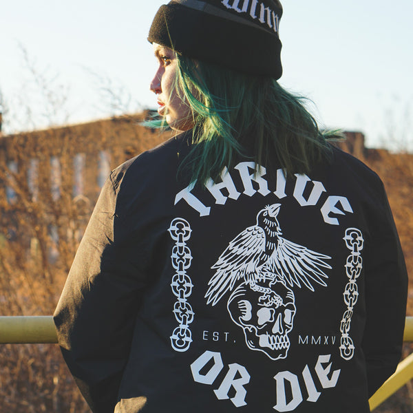 THRIVE OR DIE JACKET